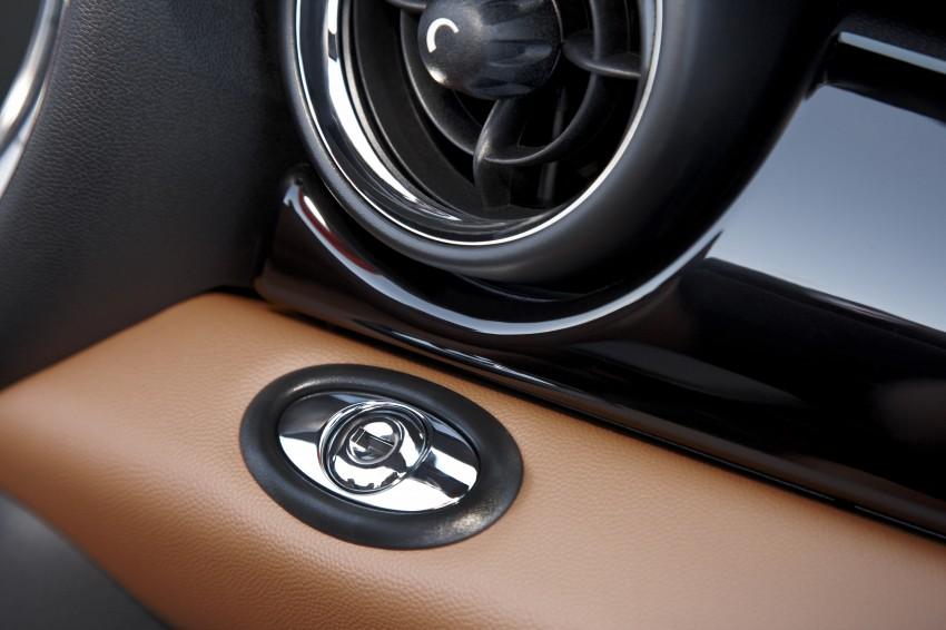 MINI Roadster – production drop top MINI Coupe unveiled! Image #74878