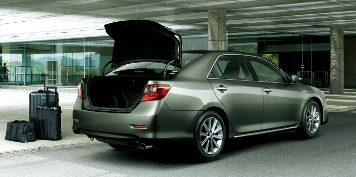New generation Toyota Camry Hybrid launched in Japan! Image #67182
