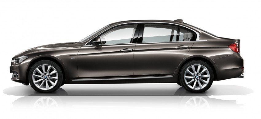 Long wheelbase BMW 3-Series – made in China for China Image #99551