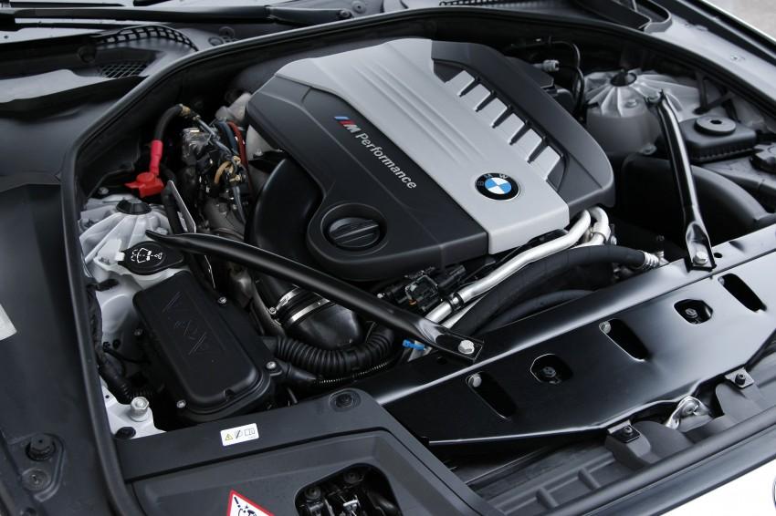 BMW M Performance Automobiles: tri-turbo diesel trio F10 BMW M550xd, BMW X5 M50d and BMW X6 M50d! Image #90224