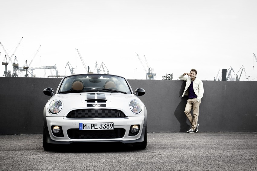 MINI Roadster – production drop top MINI Coupe unveiled! Image #74879