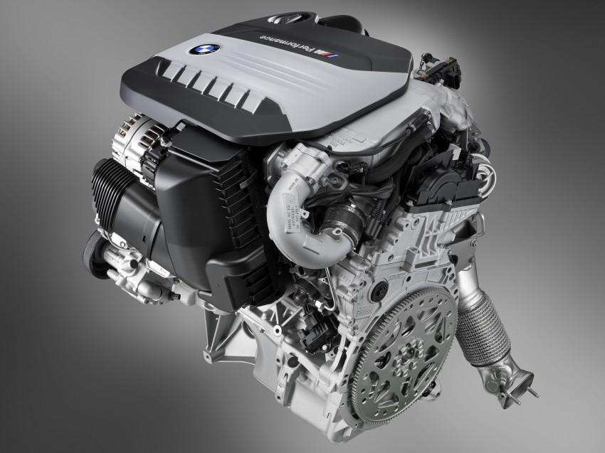 BMW M Performance Automobiles: tri-turbo diesel trio F10 BMW M550xd, BMW X5 M50d and BMW X6 M50d! Image #95816