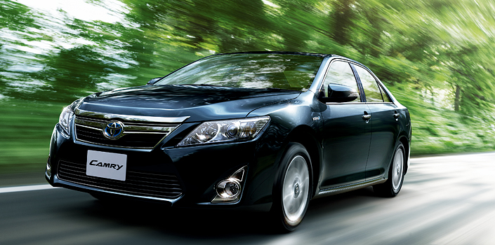 New generation Toyota Camry Hybrid launched in Japan! Image #67183