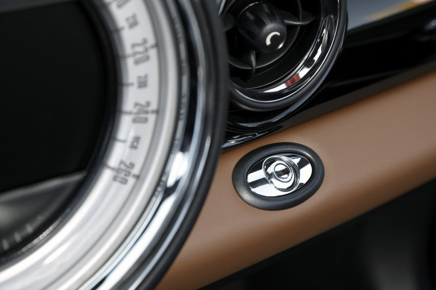 MINI Roadster – production drop top MINI Coupe unveiled! Image #74880