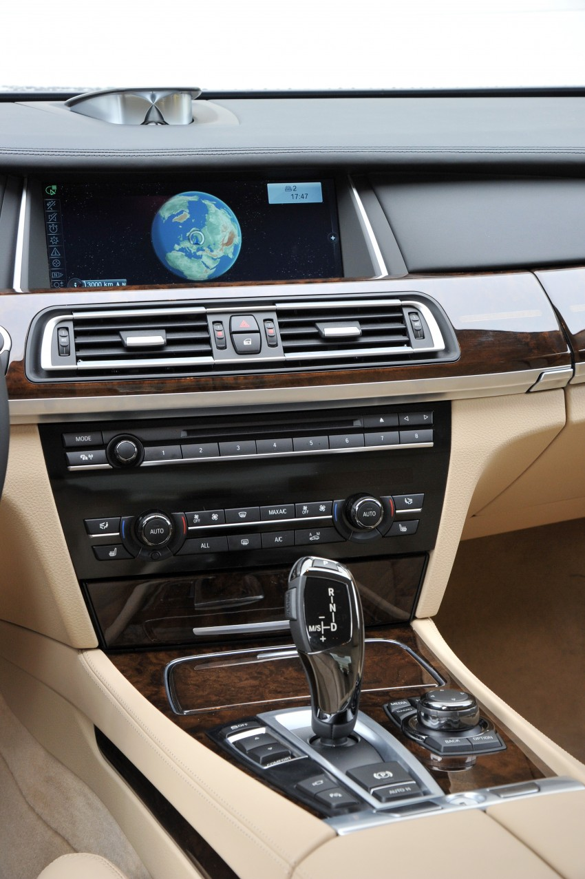 GALLERY: F01/F02 BMW 7-Series LCI International Media Drive – BMW 750Li long wheelbase Image #119858