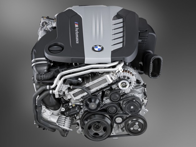 BMW 750d to come with 395 hp quadturbo diesel
