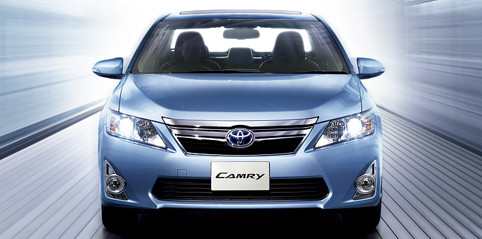 New generation Toyota Camry Hybrid launched in Japan! Image #67184