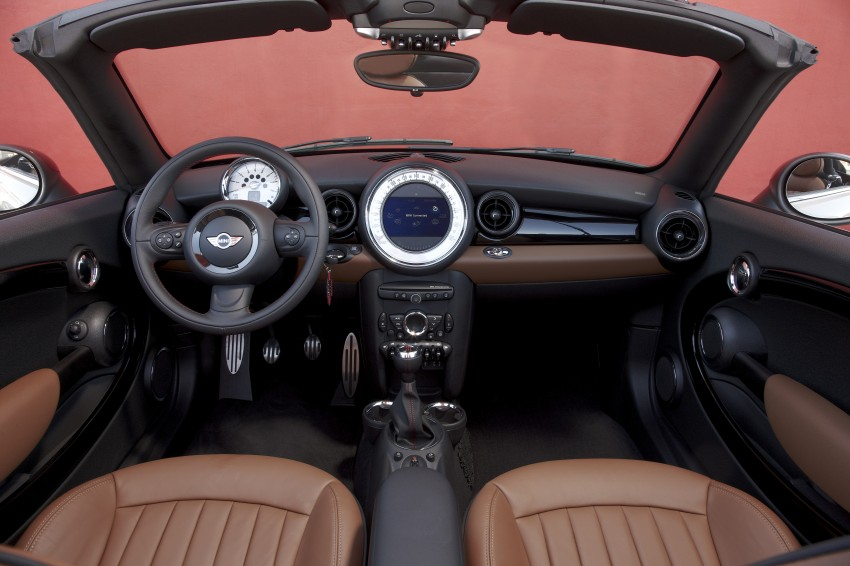 MINI Roadster – production drop top MINI Coupe unveiled! Image #74882