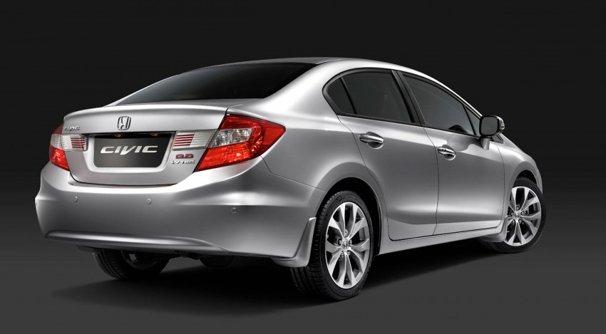Honda Civic 9th Gen launched: from RM115k, 5yrs warranty unlimited mileage and 10k service interval Image #118172