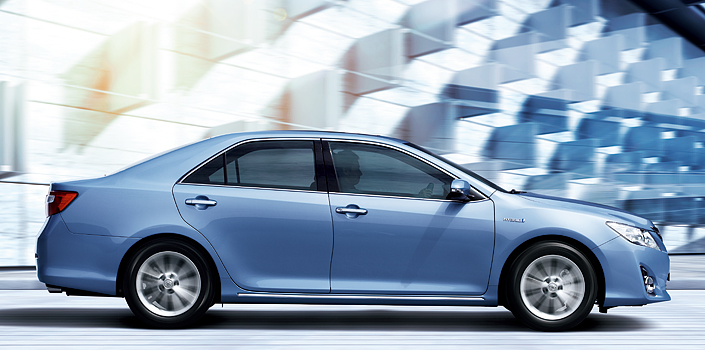New generation Toyota Camry Hybrid launched in Japan! Image #67186