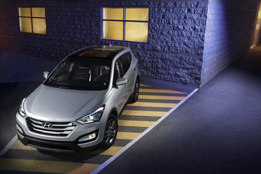 Hyundai Santa Fe – two wheelbase options for third-gen Image #99418