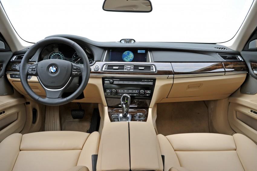 GALLERY: F01/F02 BMW 7-Series LCI International Media Drive – BMW 750Li long wheelbase Image #119869