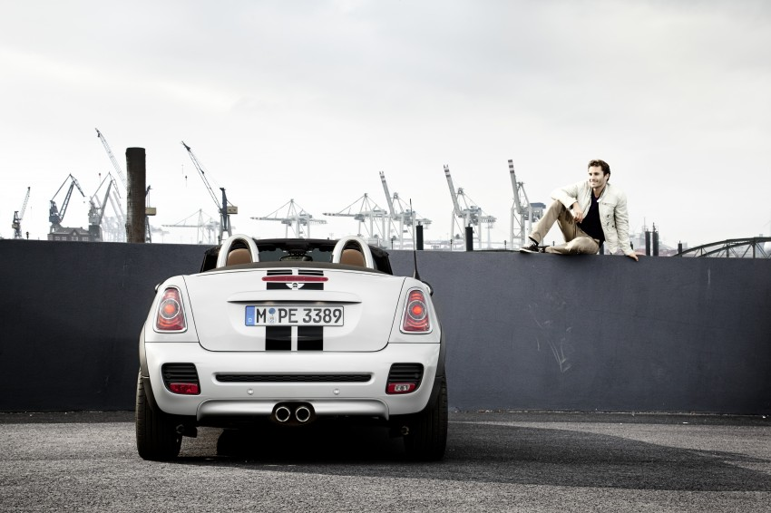 MINI Roadster – production drop top MINI Coupe unveiled! Image #74886