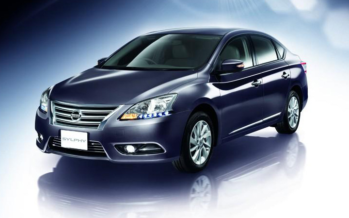 Nissan Sylphy launched in Thailand – new model gets improved 1.6, new 1.8, CVT; from 746,000 baht Image #127975