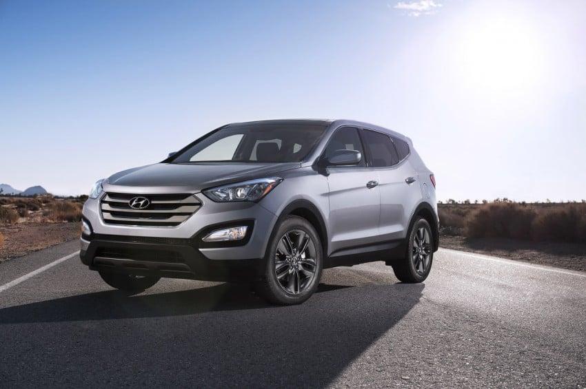 Hyundai Santa Fe – two wheelbase options for third-gen Image #99419