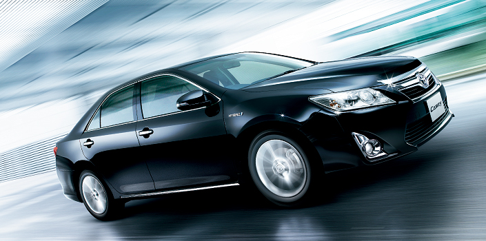 New generation Toyota Camry Hybrid launched in Japan! Image #67188