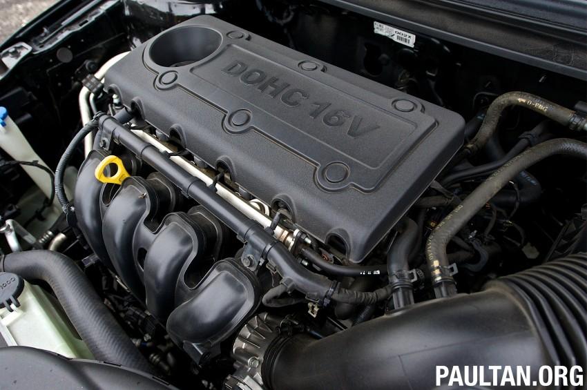 Kia Forte Koup – Full Test Drive Review Image #91499