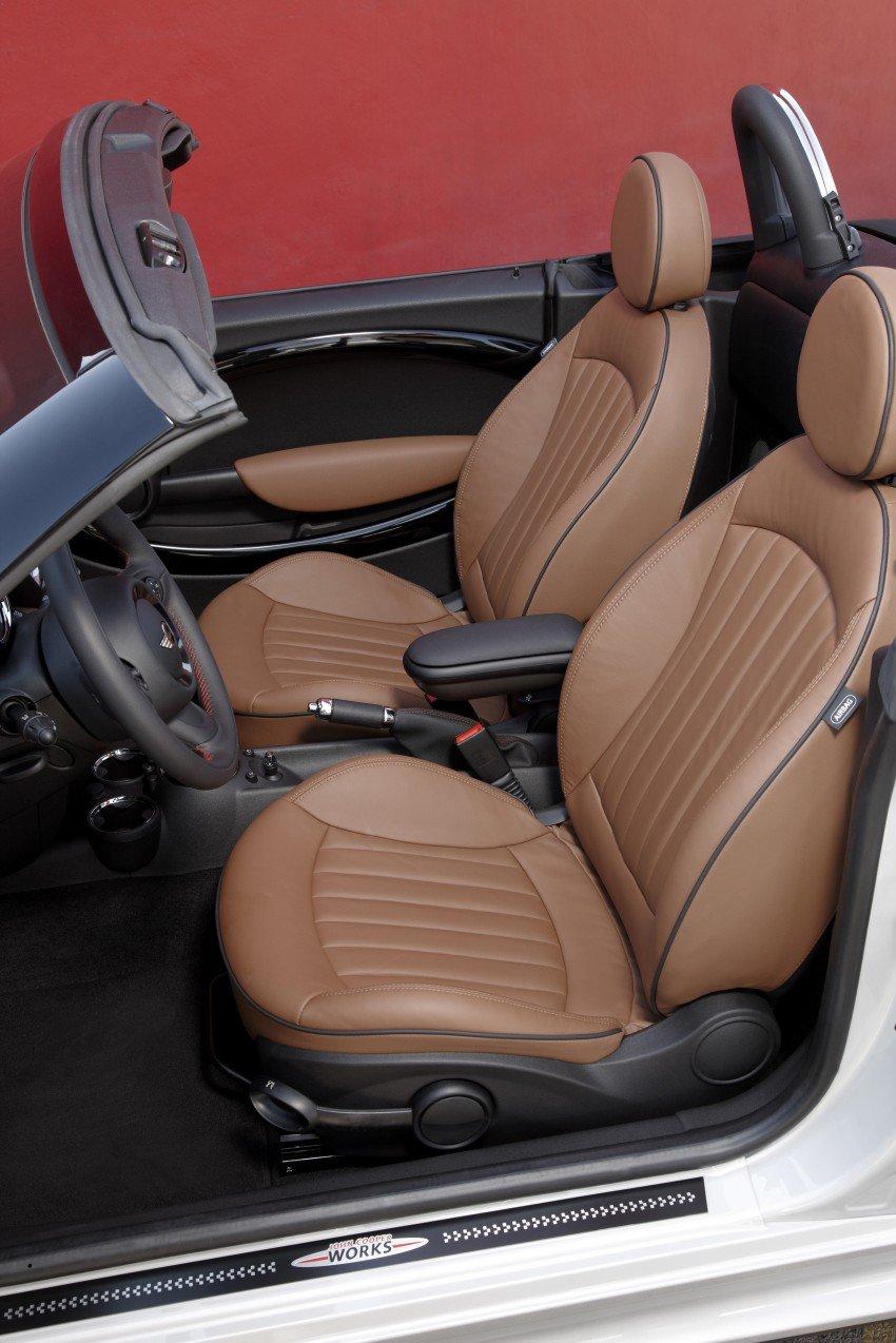 MINI Roadster – production drop top MINI Coupe unveiled! Image #74891