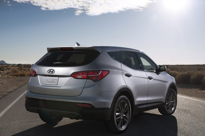 Hyundai Santa Fe – two wheelbase options for third-gen Image #99420
