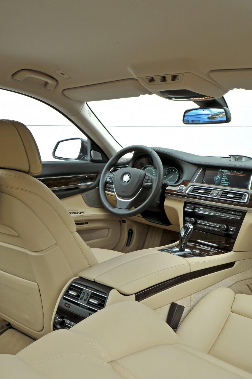 GALLERY: F01/F02 BMW 7-Series LCI International Media Drive – BMW 750Li long wheelbase Image #119875