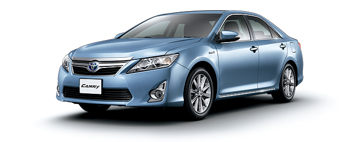 New generation Toyota Camry Hybrid launched in Japan! Image #67189