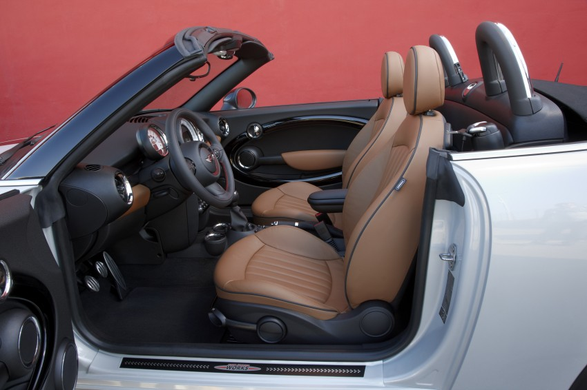 MINI Roadster – production drop top MINI Coupe unveiled! Image #74894