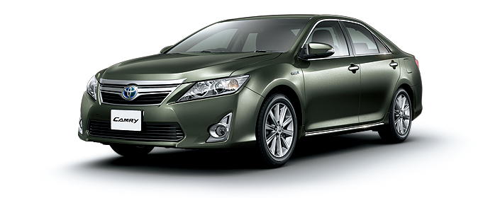 New generation Toyota Camry Hybrid launched in Japan! Image #67190