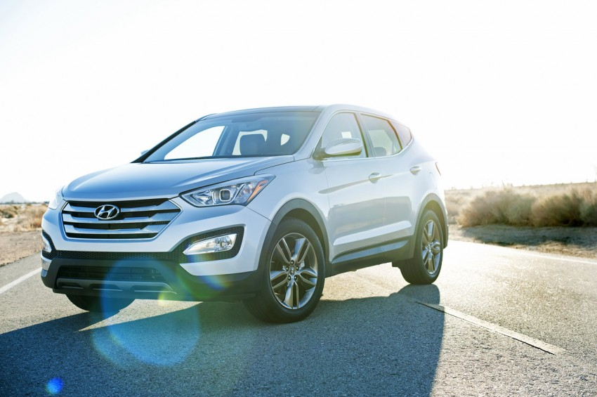Hyundai Santa Fe – two wheelbase options for third-gen Image #99422
