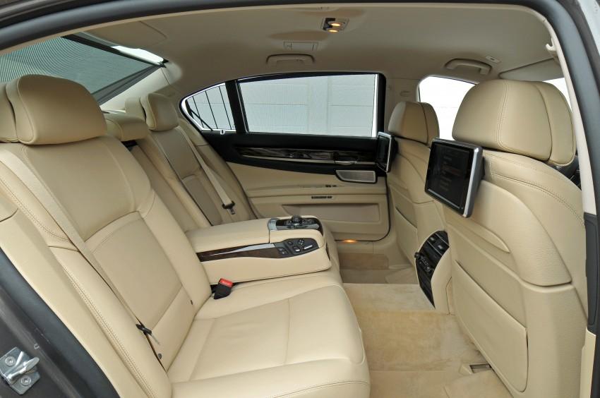 GALLERY: F01/F02 BMW 7-Series LCI International Media Drive – BMW 750Li long wheelbase Image #119882