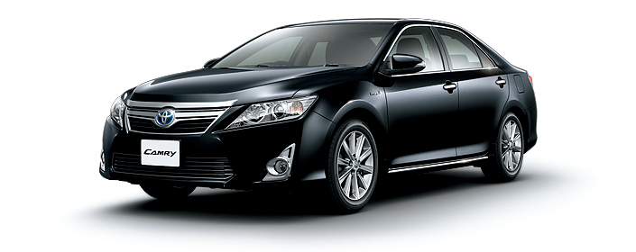 New generation Toyota Camry Hybrid launched in Japan! Image #67191