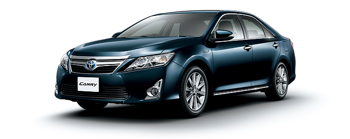 New generation Toyota Camry Hybrid launched in Japan! Image #67192