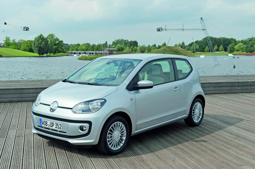 Volkswagen up! – production car debut at Frankfurt 2011 Image #69849