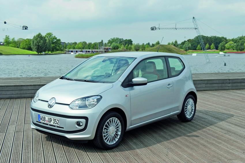 Volkswagen up! – production car debut at Frankfurt 2011 Image #69849