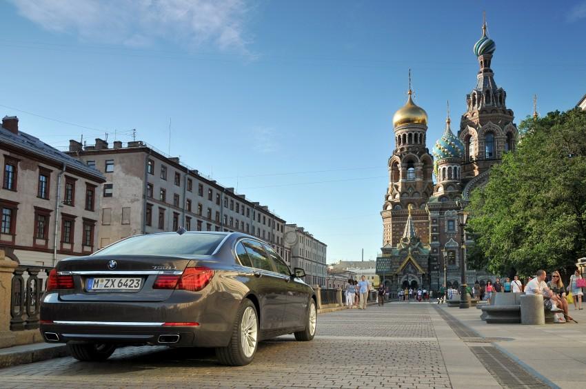 GALLERY: F01/F02 BMW 7-Series LCI International Media Drive – BMW 750Li long wheelbase Image #119887