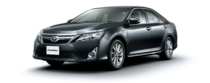 New generation Toyota Camry Hybrid launched in Japan! Image #67193