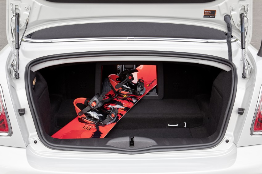 MINI Roadster – production drop top MINI Coupe unveiled! Image #74900
