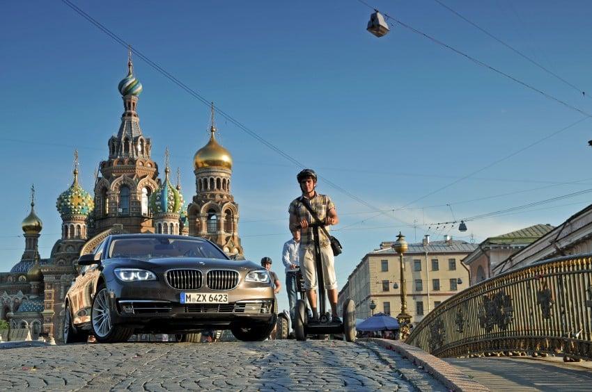 GALLERY: F01/F02 BMW 7-Series LCI International Media Drive – BMW 750Li long wheelbase Image #119889