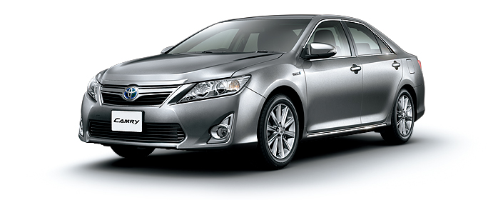 New generation Toyota Camry Hybrid launched in Japan! Image #67194