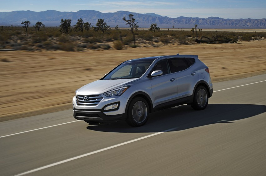 Hyundai Santa Fe – two wheelbase options for third-gen Image #99426