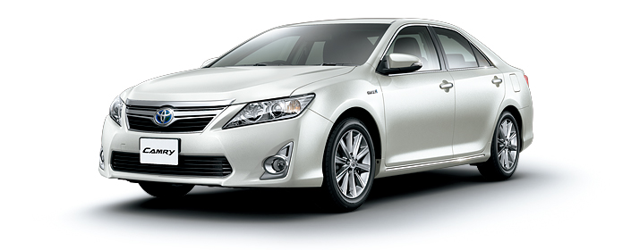New generation Toyota Camry Hybrid launched in Japan! Image #67195
