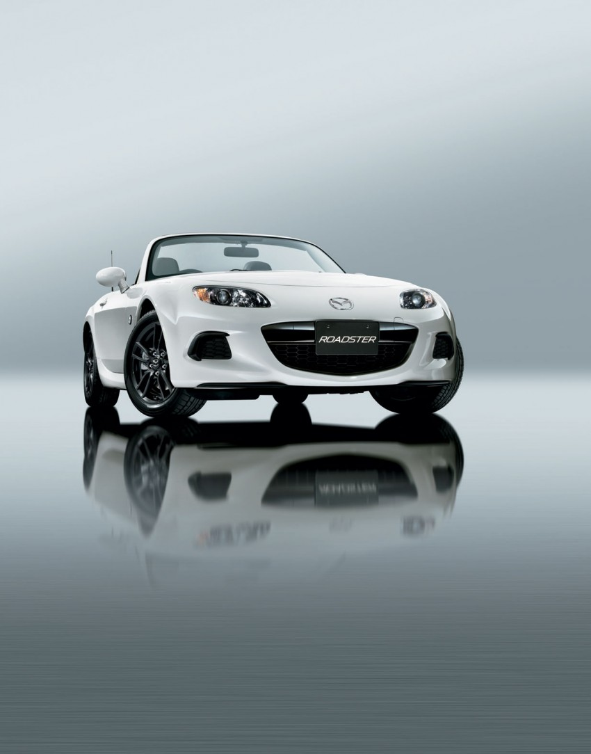 Mazda MX-5 upgraded and now being sold in Japan Image #116343