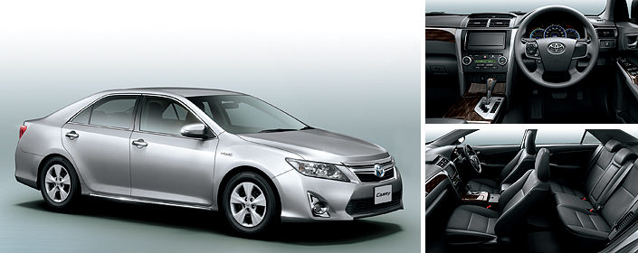 New generation Toyota Camry Hybrid launched in Japan! Image #67196