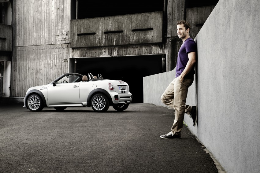 MINI Roadster – production drop top MINI Coupe unveiled! Image #74903
