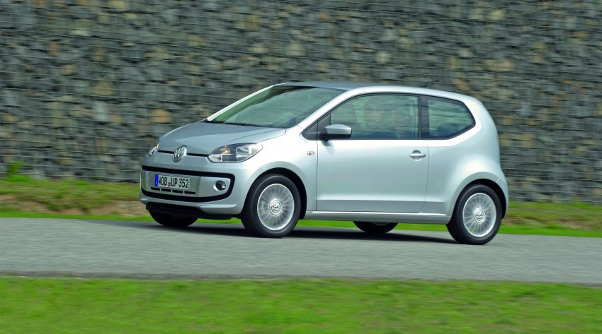 Volkswagen up! – production car debut at Frankfurt 2011 Image #69853