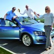 Volkswagen Pr?sentation des Golf Generation 7 auf Sardinien Hotel Romazzino Costa Smeralda am 07.10.2012