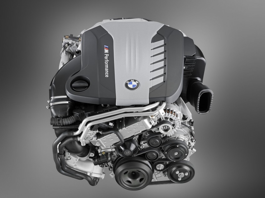 BMW M Performance Automobiles: tri-turbo diesel trio F10 BMW M550xd, BMW X5 M50d and BMW X6 M50d! Image #95830