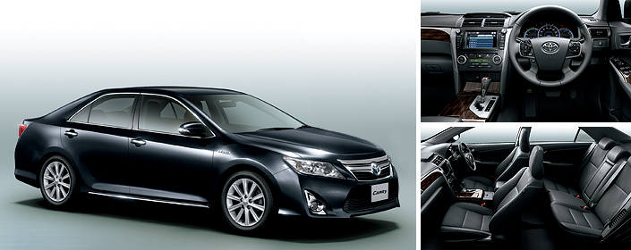 New generation Toyota Camry Hybrid launched in Japan! Image #67197