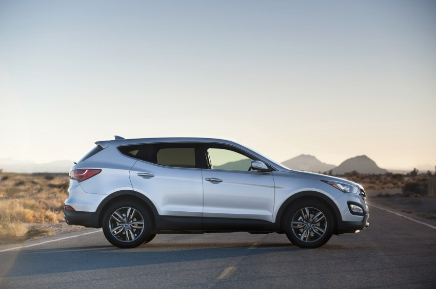 Hyundai Santa Fe – two wheelbase options for third-gen Image #99429