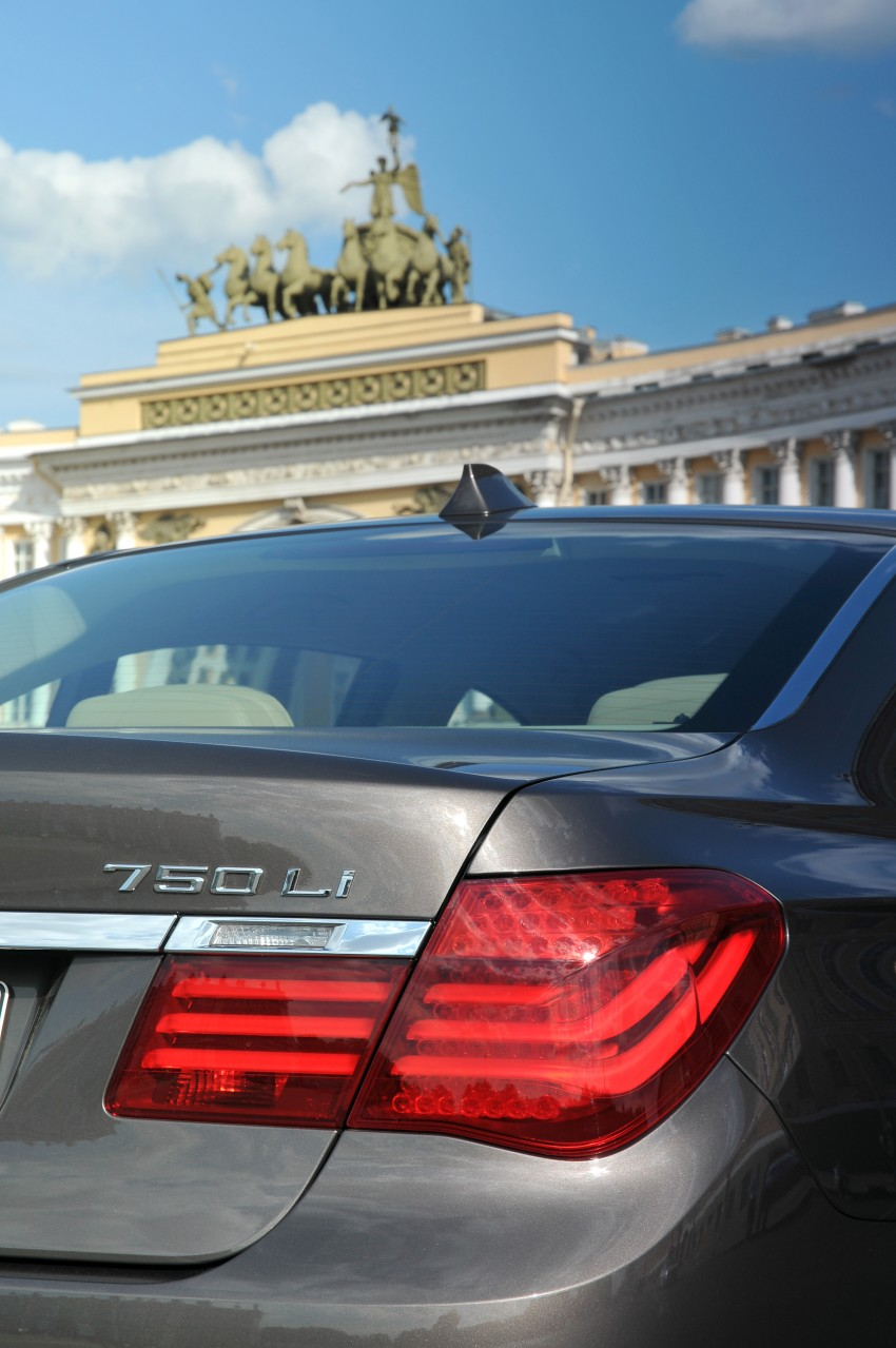 GALLERY: F01/F02 BMW 7-Series LCI International Media Drive – BMW 750Li long wheelbase Image #119899