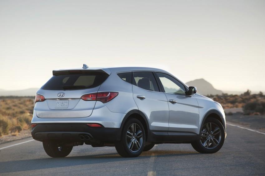 Hyundai Santa Fe – two wheelbase options for third-gen Image #99430